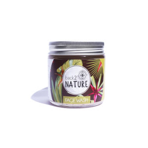 Back 2 Nature Face Wash