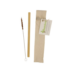 The Bamboo Project Straw