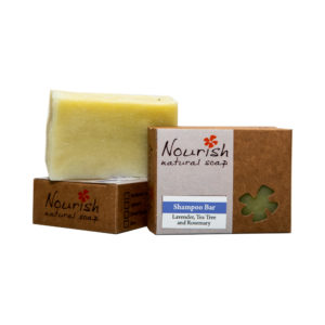 Nourish Shampoo Bar