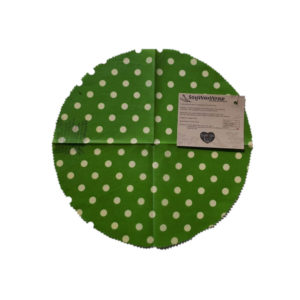6 Degrees East Soy Wax Wrap Round
