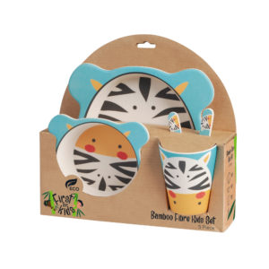 Bamboo Kids Meal Set