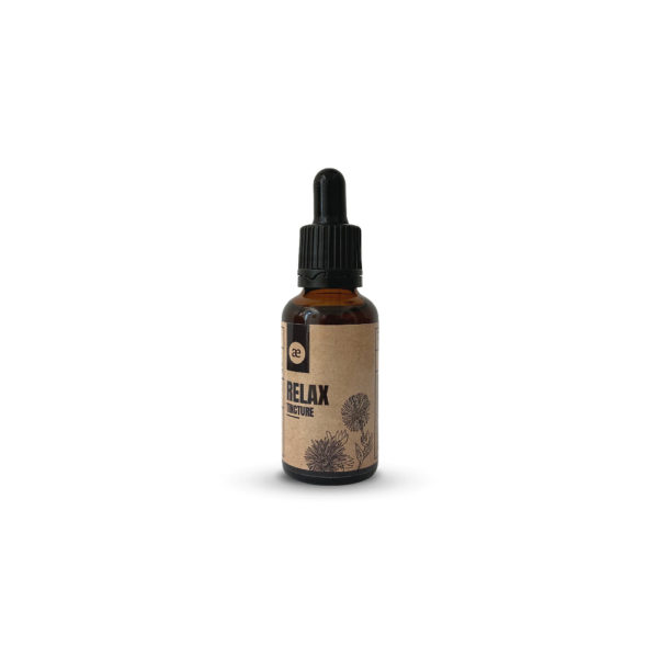 Anti Stress and Relaxing Tincture